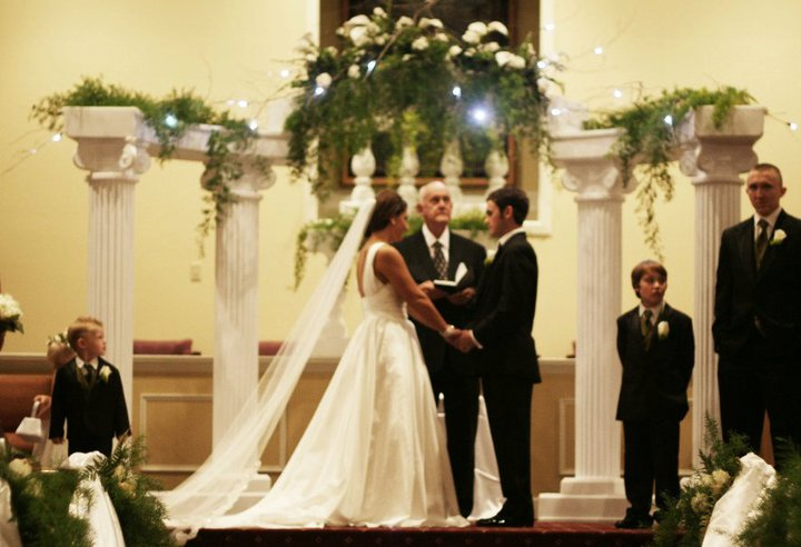 Caney Baptist Church Weddings